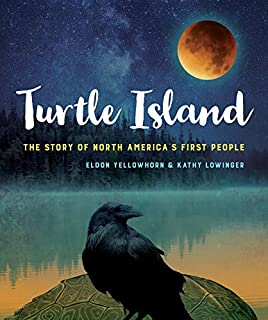 Book Cover: Turtle Island: The Story of North America's First People