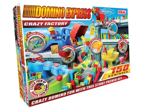 Ideal gioco da tavolo domino express crazy factory lingua inglese - Atmosfear gioco da tavolo amazon ...