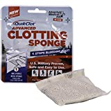 QuikClot Advanced Clotting Sponge, 0.88 oz (25g)
