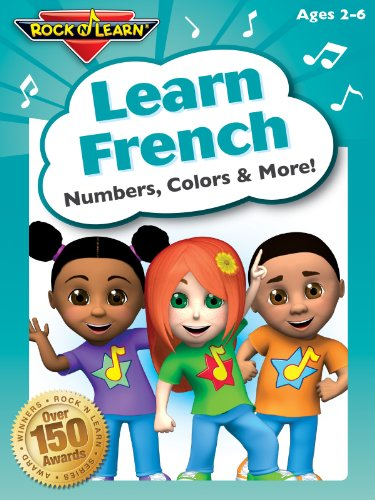 Learn French - Numbers, Colors and More