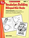 Vocabulary-Building Bilingual Mini-Books: 15 Picture Dictionaries of Spanish-English Cognates That Help English Language Learners Build Confidence in Reading and Writing (Best Practices in Action)