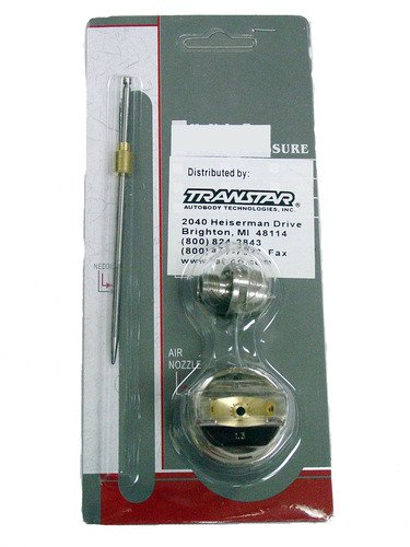 Transtar 6604 1.4mm HVLP Needle Nozzle Kit (Tamaño: 1.4 Millimeter)