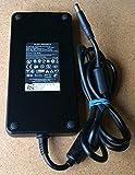 Original Dell PA-9E 240W Slim Design Replacement AC adapter for Dell Notebook Model: Dell Alienware M17x, Dell Alienware M17x R3, Dell Alienware M18x, Dell Precision M6400. Compatible Part Numbers: 0J211H, 0J938H, 0U896K, 0Y044M, 330-3514, 330-4128, 330-4342, ADP-240AB, ADP-240AB B, GA240PE1-00, J211H, J938H, PA9E, PA-9E, PA-9E Family, U896K, Y044M.