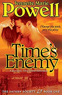 Time's Enemy: A Romantic Time Travel Adventure by Jennette Marie Powell ebook deal