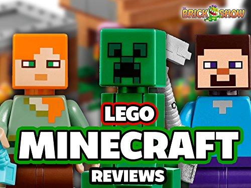 Review: Lego Minecraft Reviews