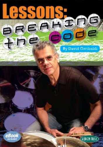 David Garibaldi: Lessons - Breaking The Code [DVD] [2009]