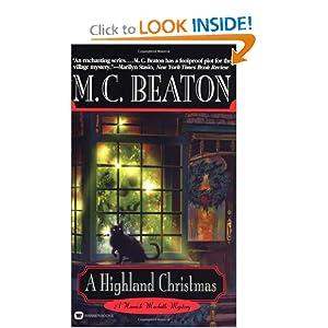 A Highland Christmas - M.C.Beaton