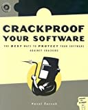 img - for By Pavol Cerven Crackproof Your Software: Protect Your Software Against Crackers (With CD-ROM) (1st First Edition) [Paperback] book / textbook / text book