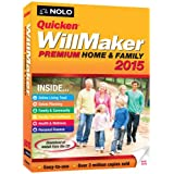 Quicken WillMaker Premium 2015 Home & Family