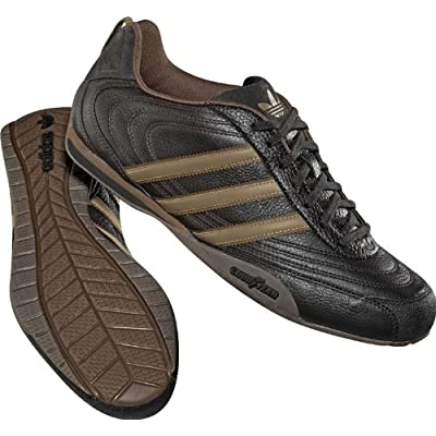 Amazon.com: ADIDAS GOODYEAR STREET M dark brown/tech brown/medium