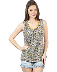 IRALZO Trendy Butterfuly Top
