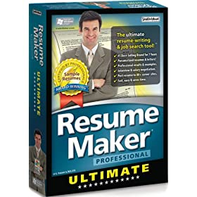 Resume maker professional 15 direct download