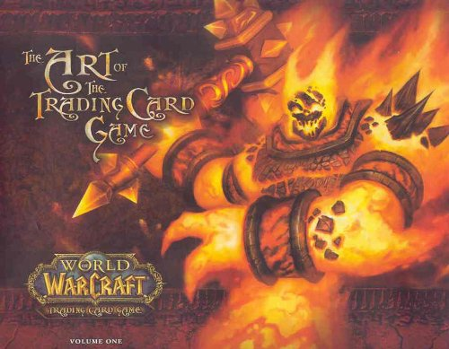 World of Warcraft: The Art of the Trading Card Game