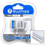 Blumax ® Sanyo DB-L90 Battery for Xacti VPC-SH1