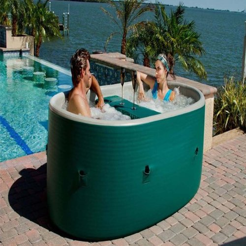 Portable hot tub hot tubs - Spa o hot tub ...