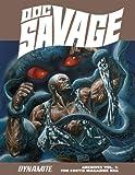 Doc Savage Archives Volume 1: The Curtis Magazine Era HC