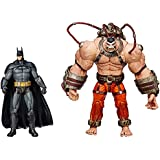 DC Collectibles Batman: Arkham Asylum: Bane vs. Batman Action Figure, 2-Pack