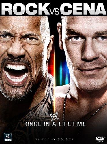 WWE - Rock vs Cena: Once In A Lifetime [DVD]