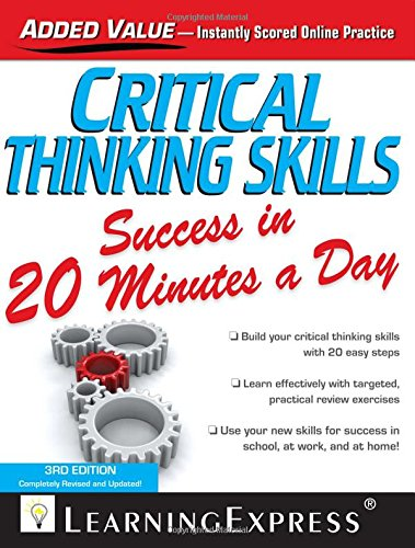 effective critical thinking techniques Effective strategies for teaching critical thinking are thought to be possible in a wide variety of  critical thinking skills can help nurses problem .