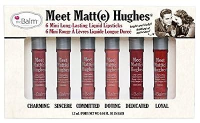theBalm Meet Matt(e) Hughes Kit, 0.04 fl. oz.
