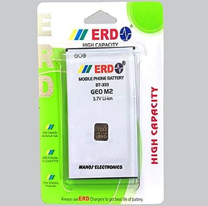 ERD-BT-333-1500mAh-Battery