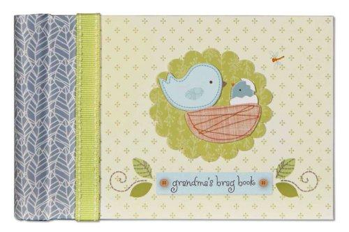 C.R. Gibson Nest Grandma's Brag Book