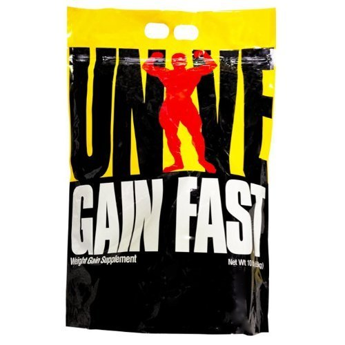 Universal Nutrition Gain Fast Cookies and Cream Powder 4.5Kg