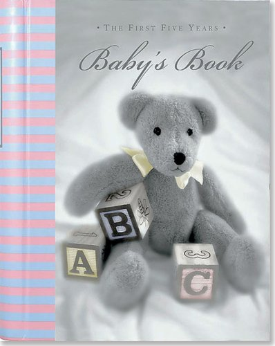 Baby's Book: The First Five Years (Personal Organizers)