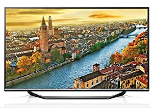 LG 55UF770V Ultra HD 4K 55 inch TV - Black