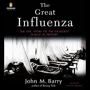 The Great Influenza Audiobook