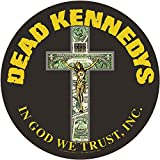 DEAD KENNEDYS�� IN GOD WE TRUST Backpatch