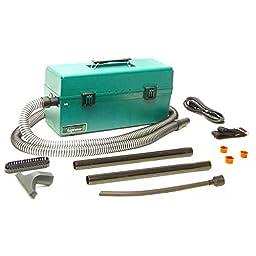 Atrix VACOMEGASIPM Supreme IPM Vacuum, Green - Corded