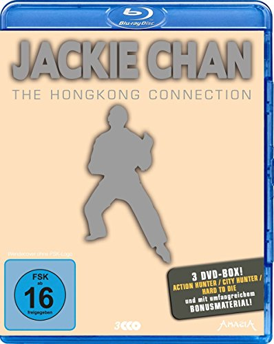 Jackie Chan - The Hongkong Connection Box [Blu-ray]