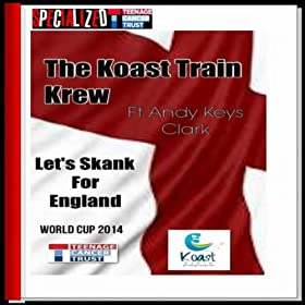 Lets Skank for England (feat. Andy Keys Clark)