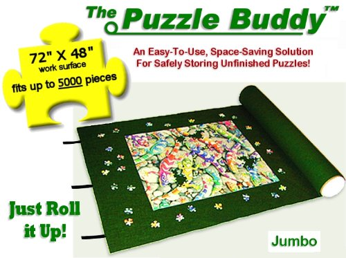 Cheap R & B Products Puzzle Buddy 5000 Jigsaw Puzzle Mat – 72″ X 48″ (B001GNFVGS)