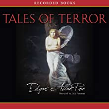 Tales of Terror (       UNABRIDGED) by Edgar Allan Poe Narrated by Jack Foreman