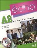 echange, troc Jacky Girardet, Jacques Pecheur - Echo A2 : Méthode de français (1DVD)