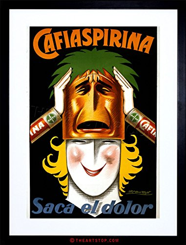 ad-medicine-aspirin-bayer-argentina-woman-mask-smile-framed-print-f97x2362