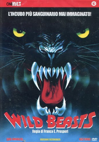 Wild Beasts  /猛獣大脱走 [ PAL, Reg.2 Import ] [DVD]