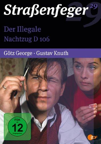 Straßenfeger 29 - Der Illegale / Nachtzug D 106 [4DVDs]