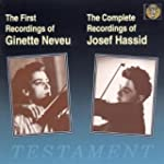 Ginette Neveu - The First Recordings;...