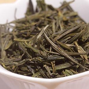 The Fragrant Leaf, Anji Bai Green Tea - 8 oz. Foil Bag