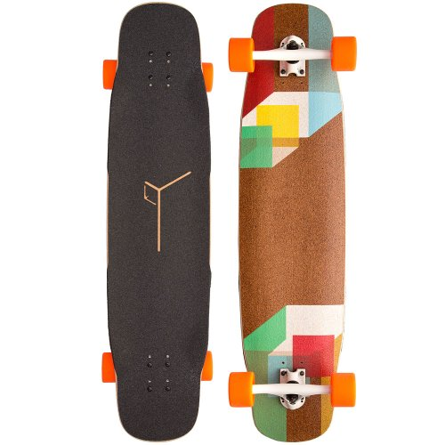 Loaded Tesseract Complete Longboard 39