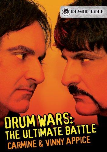 Appice, Carmine & Vinny - Drumwars: The Ultimate Battle