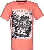 Palm Tree Boys' T-Shirt  (131020661909 C451_Camellia_16)