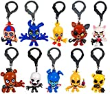 "FNAF Officially Licensed Five Nights At Freddy's 3"" Figure Hangers SET of 10 Toys Includes: Chase Piece ""Golden Freddy"". COMPLETE SET OF ALL 10 FIVE NIGHTS AT FREDDY'S FIGURE HANGERS. INCLUDES : BALLOON BOY , BONNIE , CHICA , FOXY , FREDDY , ..."