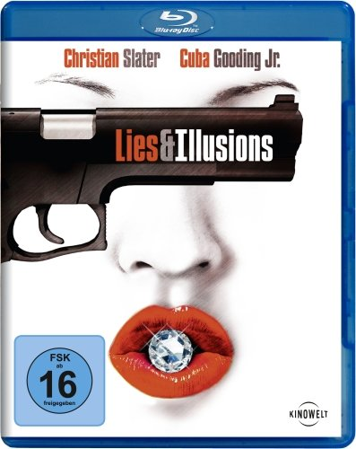 Lies & Illusions [Blu-ray]