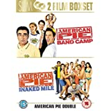American Pie Presents: Band Camp/The Naked Mile [DVD]by Steve Rash