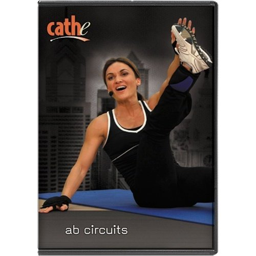 Cathe Friedrich's STS Ab Circuits DVD