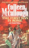 The First Man in Rome (0380710811) by McCullough, Colleen